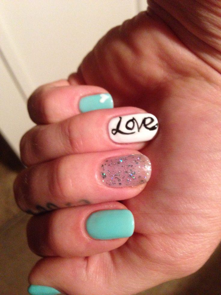Aqua addiction epic nail