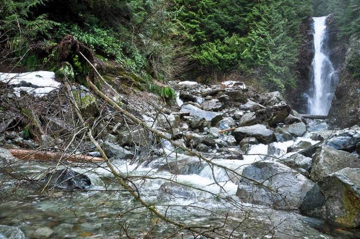 Photos: Hiking to Norvan Falls in Lynn Headwaters Regional Park