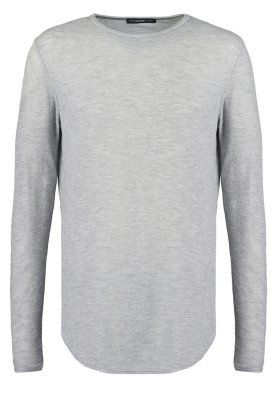 SHXFLORENCE - Langarmshirt - medium grey melange