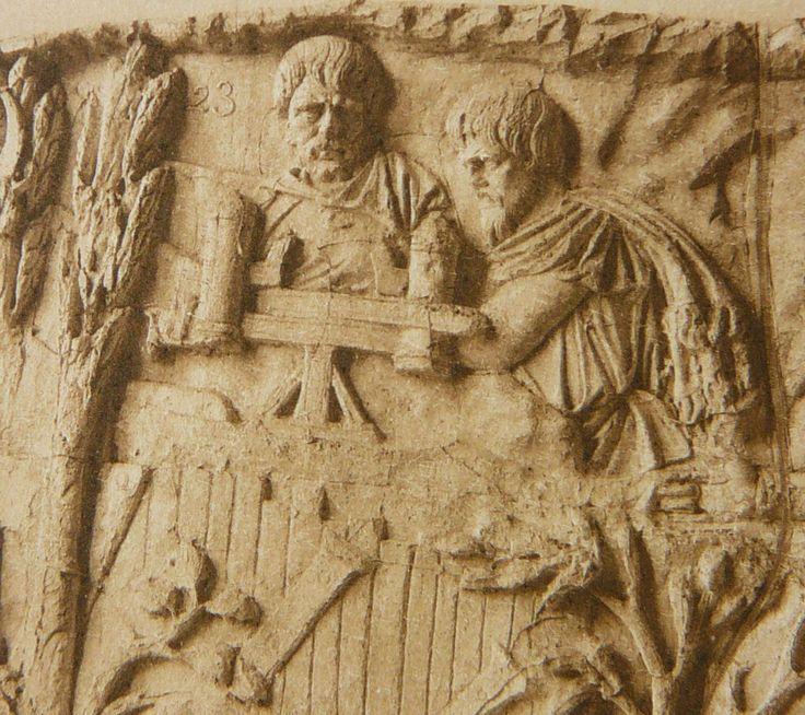 (обновлено 1 ноября 2015 года)  Немецкий историк Конрад Цихориус собрал и опубликовал все фрагменты колонны Траяна. Благодаря Цихориусу и...