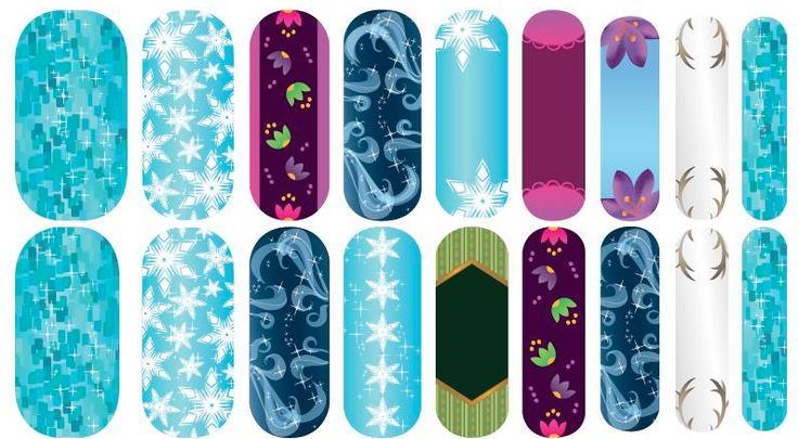 Jamberry Disney's Frozen nail wraps....want these ?  E-mail me at pristinelypolished@gmail.com