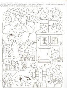 number hunt worksheet for kids (2)
