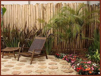 PERGOLADOS E CARAMANCHÕES PARA JARDINS E MÓVEIS RÚSTICOS DE MADEIRA - MUJOLOS PARA JARDINS - PERGOLADOS - BICAS - CASCATAS - ORNAMENTAÇÕES PARA JARDINS - Móveis rústicos para jardins em Goiânia - Anápolis - Brasilia - DF: Interior, Deco For, House, Cercas De Jardin
