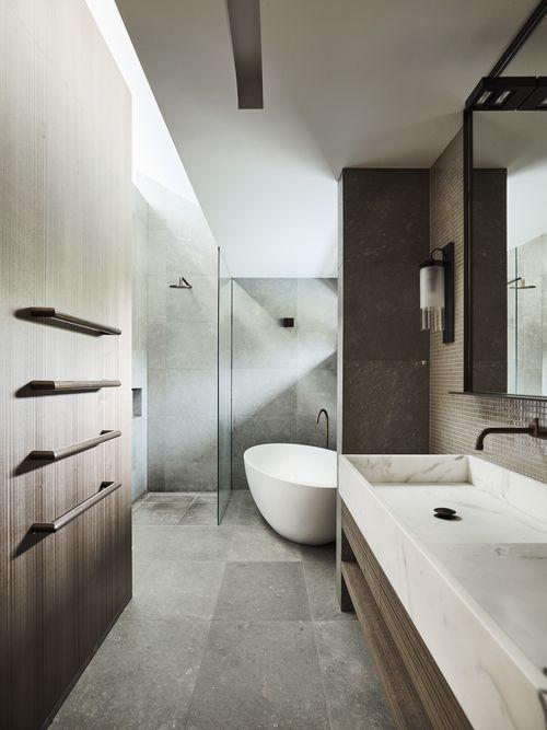 Australian Interior Design Awards Minimalist Bathroom Design Bathroom Interior Modern Contemporary Bathrooms