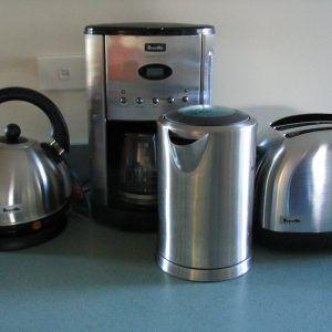 New Kitchen Electric Appliances