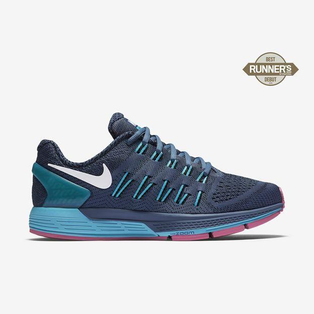 Buty Nike damskie - Nike Air Zoom Odyssey Ocean Fog/Czarny/Gamma Niebieski/Biały (damskie) I96d7110