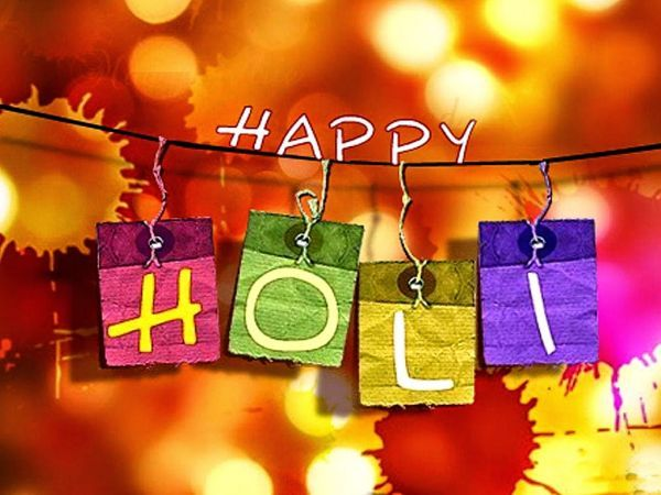 Happy Holi Cards 2016