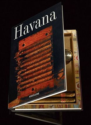 The Havana Travel Humidor by Assouline