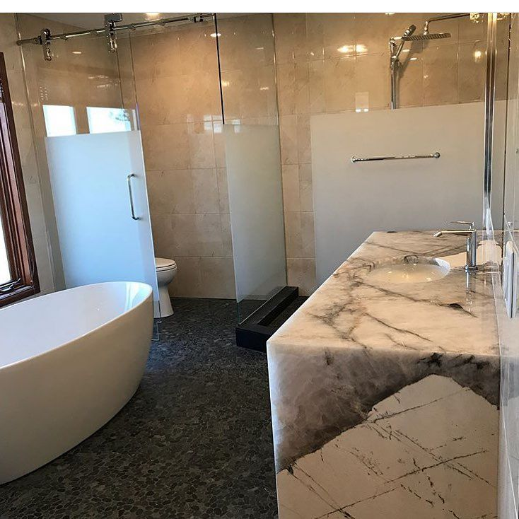 New The 10 Best Home Decor With Pictures Patagonia Extra Granite In A Beautiful Bathroom By Beautiful Bathrooms Granite Bathroom Decor Interior Design