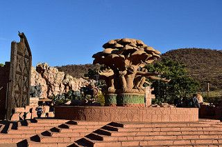 Valley of the Waves, Sun City, North West, South Africa | by South African Tourism