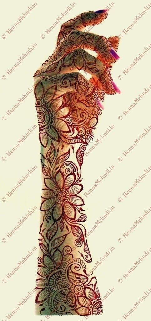 Latest Arabic Henna 2013