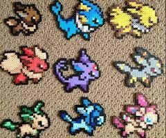 Todas las evoluciones de Eevee - Pokémon