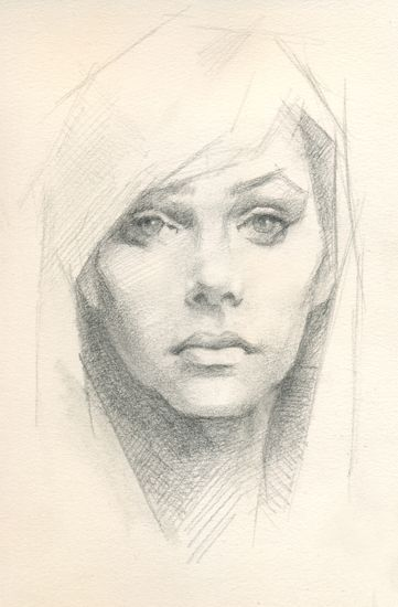 nice technique Pencil Sketch