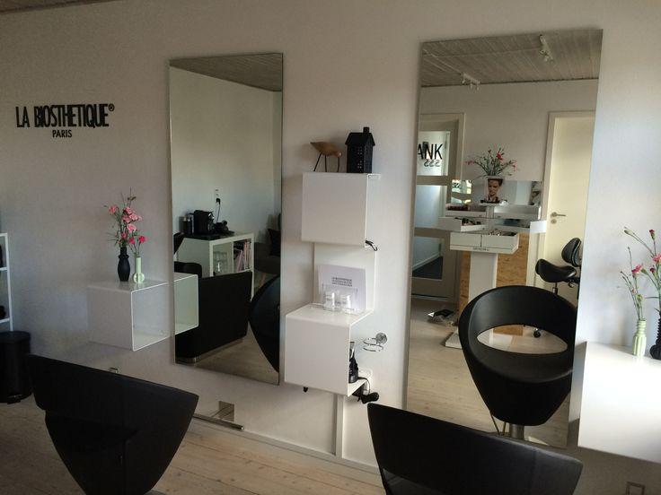 Hairdresser By Rank in Denmark - Showcase no. 0 and Showcase no. 3 - Anne Linde