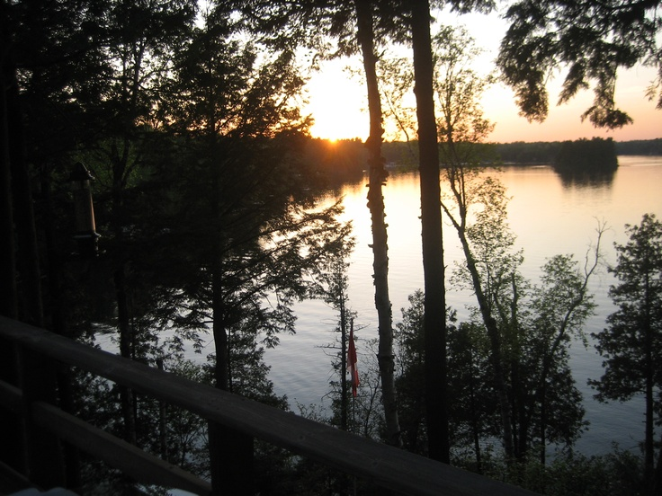 Davis Lake, Haliburton County