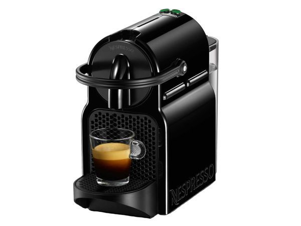Buy Nespresso Inissia Automatic Espresso Machine - D40-ZA-BK-NET - Black for R1,649.00