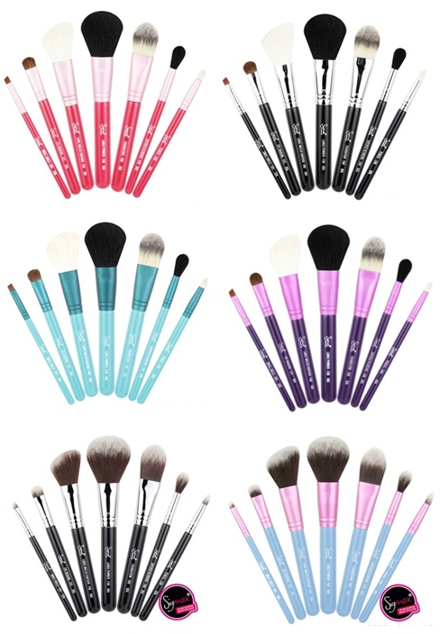 Sigma Beauty Best Of Sigma Beauty Brush Kit 122 Value: 138 Best Images About Makeup Brushes On Pinterest