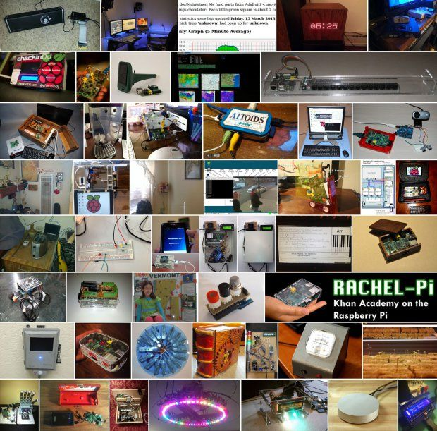 Para cuando os aburrais: 47 Raspberry Pi Projects to inspire you. #raspberrypi #geek #make