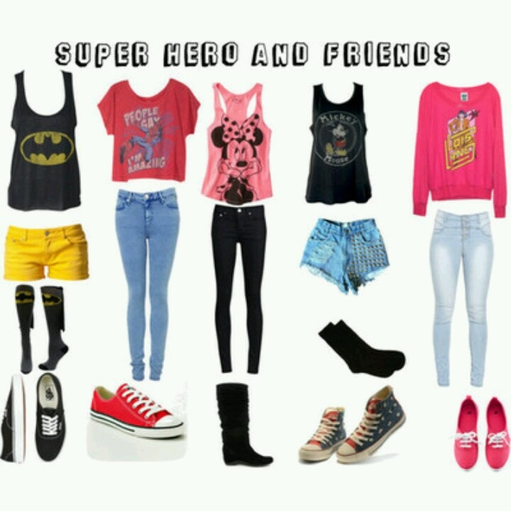 Summer outfits :)