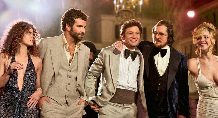 """American hustle"" Actors take 70s stereotypes and run with them in entertaining sting flick"