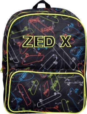 ZED X skater backpack