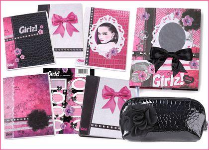 Shop de Girlz! schoolspullen.