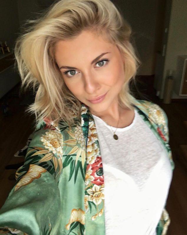 Beste Valentina Pahde Neue Frisur German Beauty Beauty Hair
