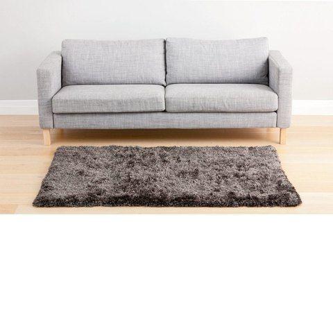 Luxury Rug - Charcoal