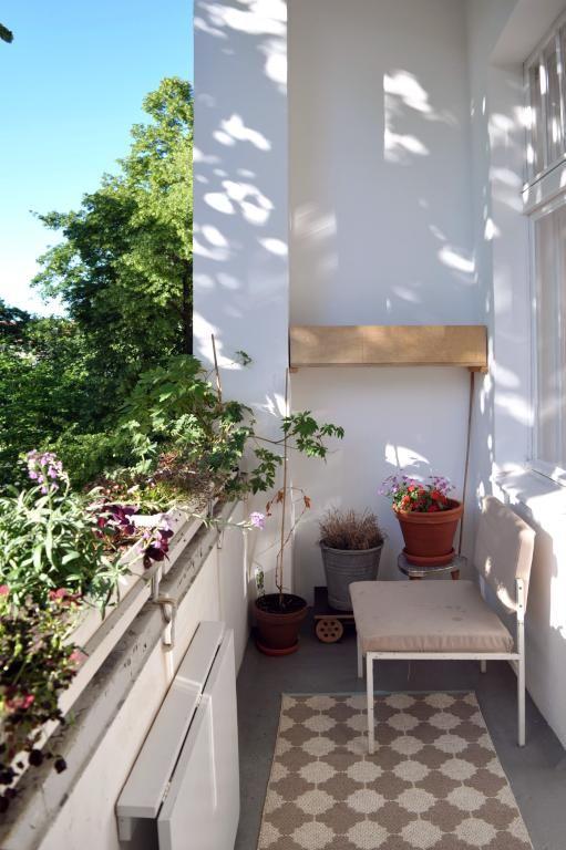 Good Einfache Dekoration Und Mobel Sommerliche Textilien #6: Den Balkon Sommerlich Zu Dekorieren Ist Nicht Nur Sehr Schön, Sondern Macht  Auch Noch Spaß