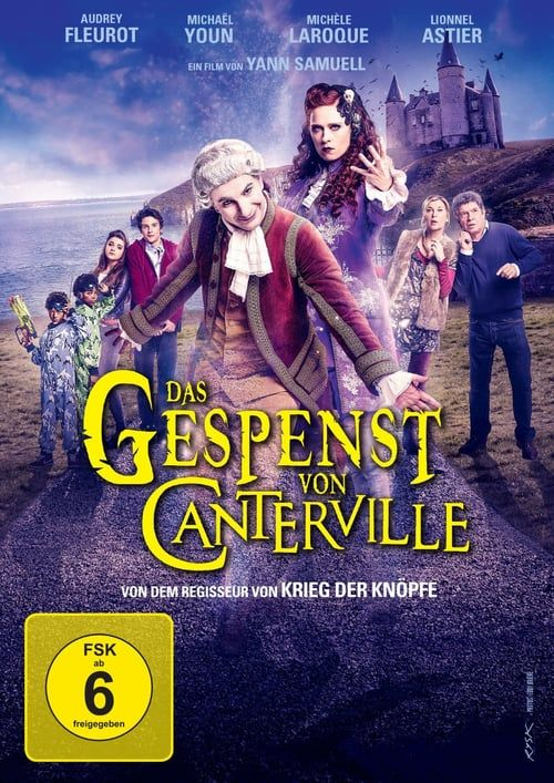 The Canterville Ghost 2016 full Movie HD Free Download DVDrip