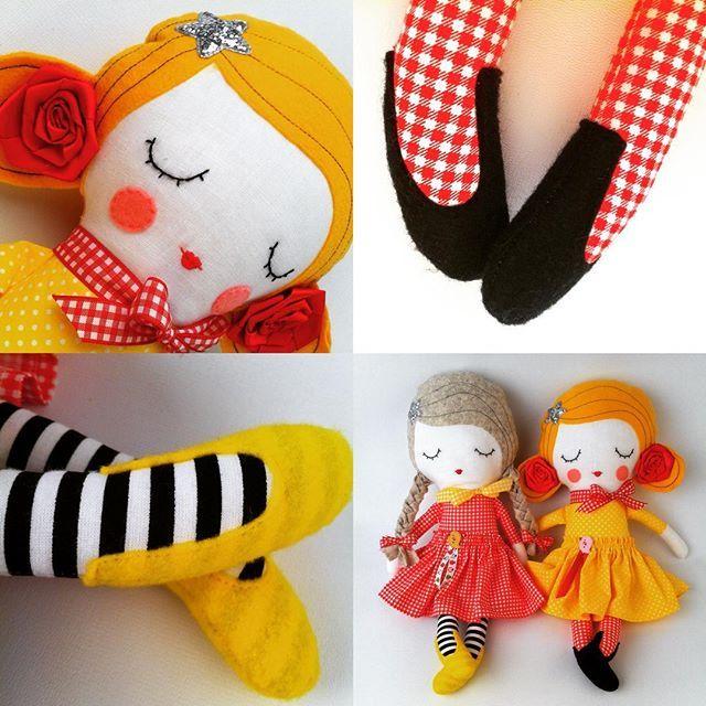 New dolls on the block #sewingforkids  #handmadewithlove  #musthave  #musthaves  #birthdaygift #handmadegifts  #giftideas #giftsforkids  #etsy  #etsyseller  #etsyshop  #toy  #toys #softtoy #handmadetoy  #plush #plushie #mascotte #stuffedanimals  #teddybear  #thehandmadeparade #dollstagram #clothdoll #dollstagram #dolls #handmadedoll