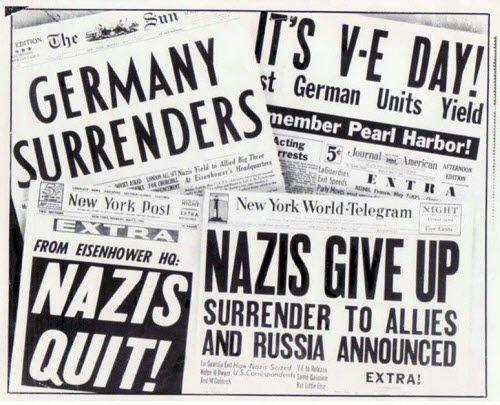 8 de Maio: 71 Anos do Dia da Vitoria Significado para os Judeus 8 de maio de 1945, o Dia da Vitoria Aliada na Europa, representou um marco relevante na longa e milenar historia do Povo de Israel. Ao comemorar os 71 anos desta data, nossos sentimentos são relativamente conflitantes. Se por um lado o…