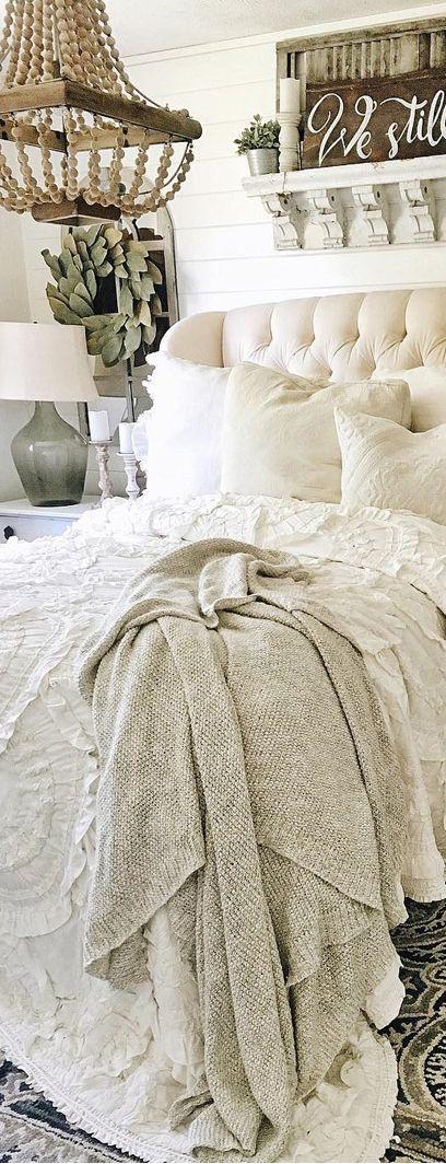 Liz Marie   Country Bedroom Design