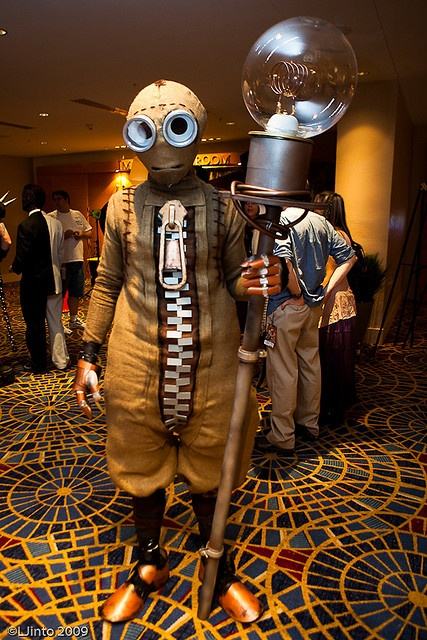 Dragon Con 2009 Day 2-73 by LJinto, via Flickr