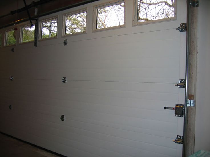 25 best images about brooklyn garage door windows on for Best windows for a garage