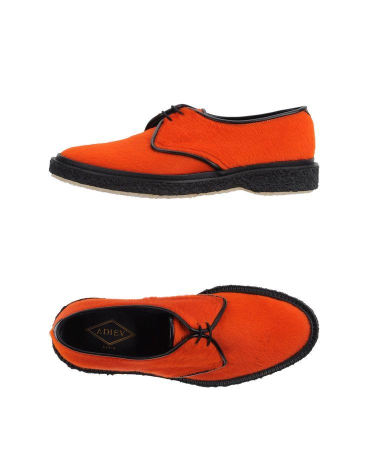 Adieu Zapato De Cordones Hombre