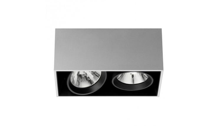 Compass Box 2 Spot - Plafonnier | Flos | Plafonniers | Bain | AmbienteDirect.com