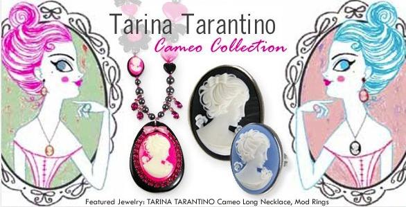 Giselle Gonzalez for Tarina Tarantino
