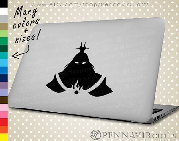 Avatar Roku - Avatar the Last Airbender Decal, available in Macbook size!