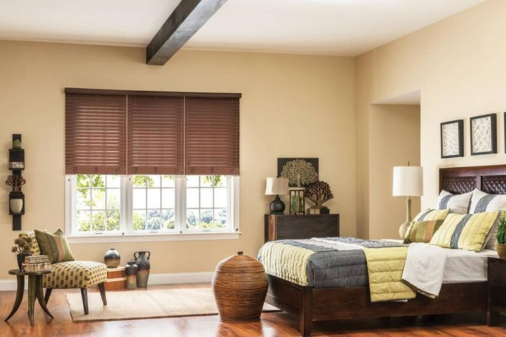 Best 25 Dark Wood Blinds Ideas On Pinterest Living Room