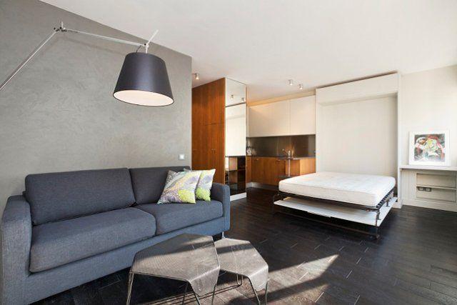 25 beste idee n over lit rabattable op pinterest murphy. Black Bedroom Furniture Sets. Home Design Ideas