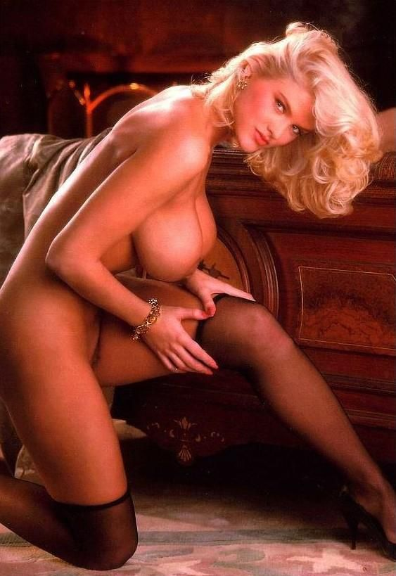 Anna nicole smith playboy nue