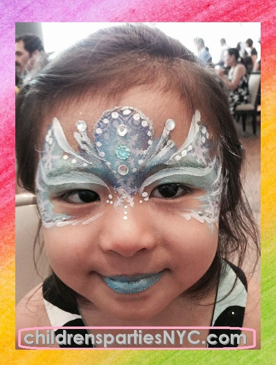 Melinda Prom Face Painting