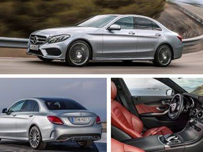 Mercedes-Benz recalls more than 10,000 C-Class cars in USA