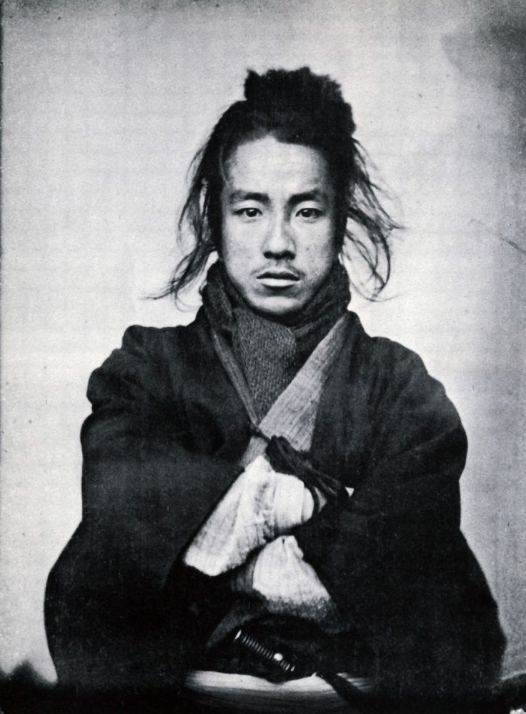 The Last Samurais. Taken between 1863 and 1900, the twilight years of the Samurai's reign - #2