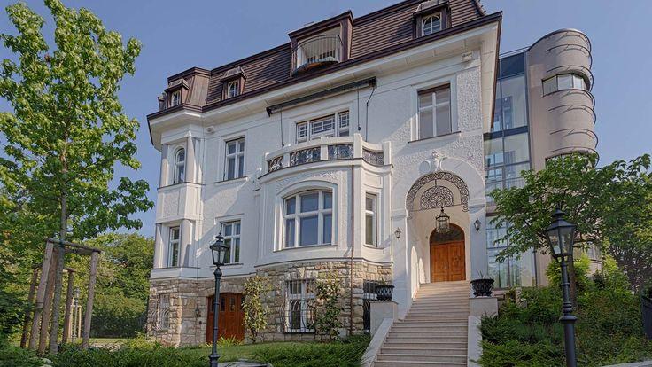 Prachtvolle Villa in vornehmer Lage | Wien / 19.Bezirk | Herzog Immobilien – Luxusimmobilien Wien