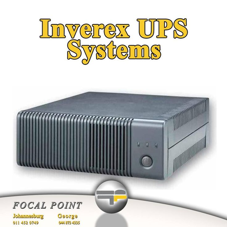 A UPS system makes your lifestyle flexible and is a necessity for every data centre, visit us so that we can provide you with a UPS system that works for you. #itsolutions #technology #ups