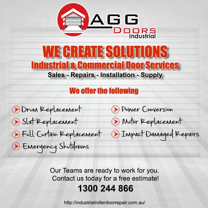 AGG Doors Industrial
