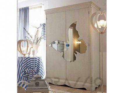 #kidsroom #furniture #kids #children #design #style #interior #girls  шкаф гардеробный Dolfi Ally, 2080F