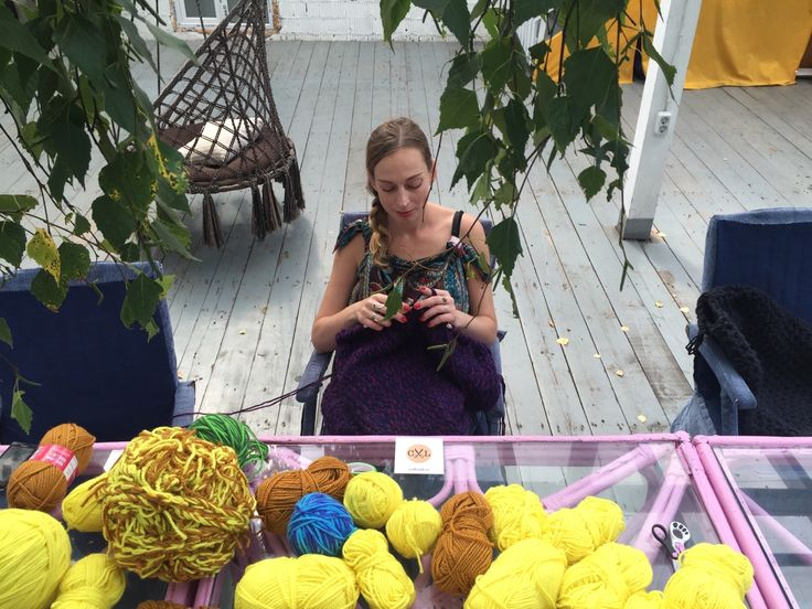 Crafts Lab - Knitting party http://craftslab.ru